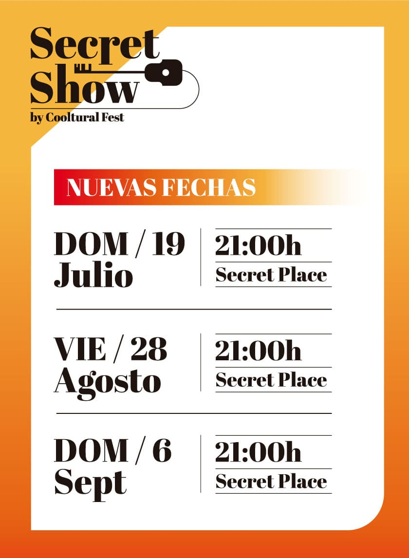 Cartel Secret Show